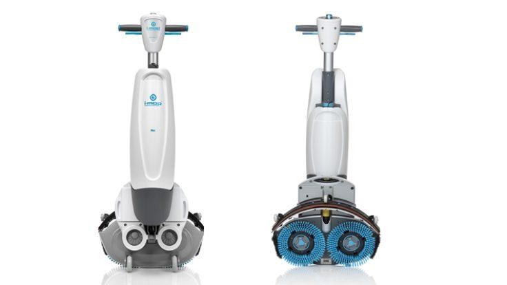 İ-Mop XL Temizlik Makinesi